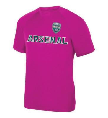 Arsenal Pink Jersey
