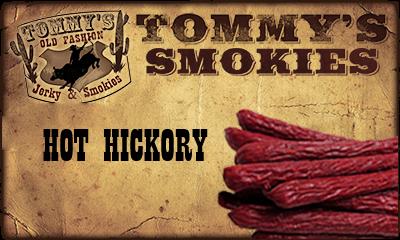 Hot Hickory Beef Smokies