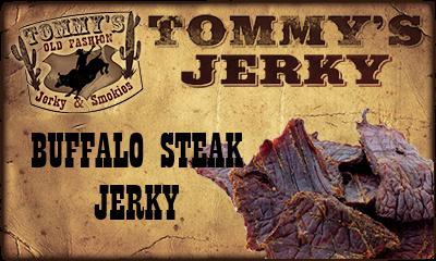 Buffalo Steak Jerky