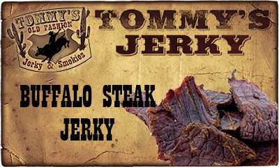 Buffalo Steak Jerky