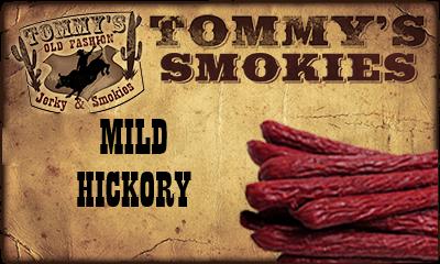 Mild Hickory Beef Smokies
