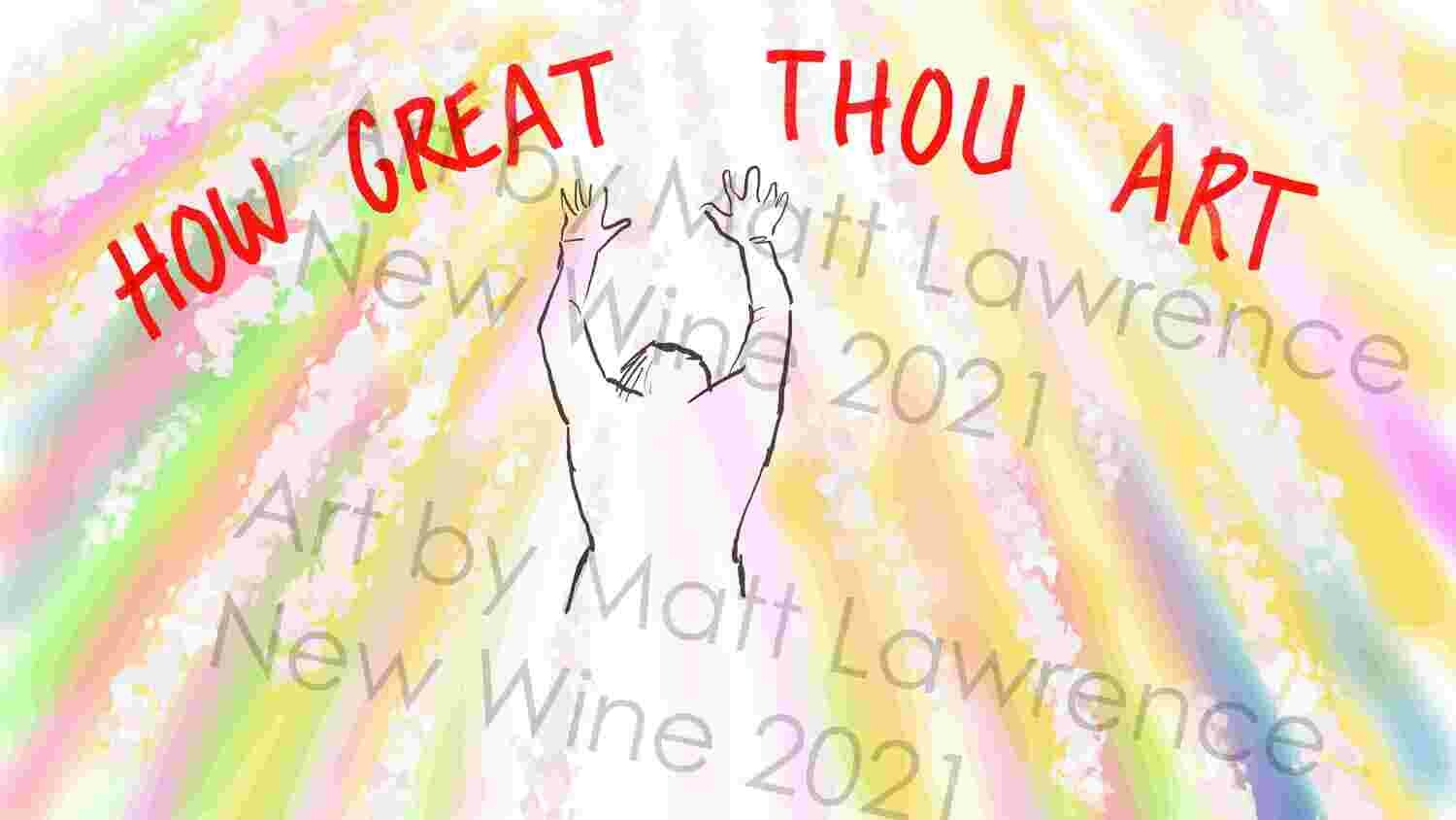 How Great Thou Art (From $5)