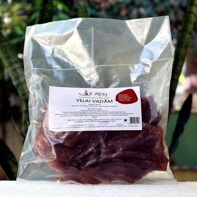 Red Rice Yelai Vadam 200g