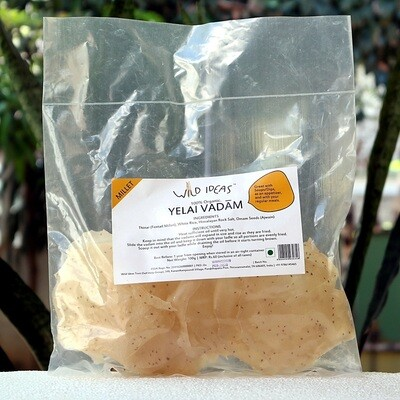 Foxtail (Thinai) Millet Yelai Vadam 200g