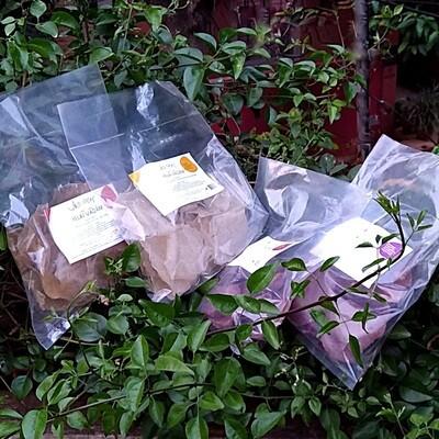 Four 100g Millet Yelai Vadam Pack