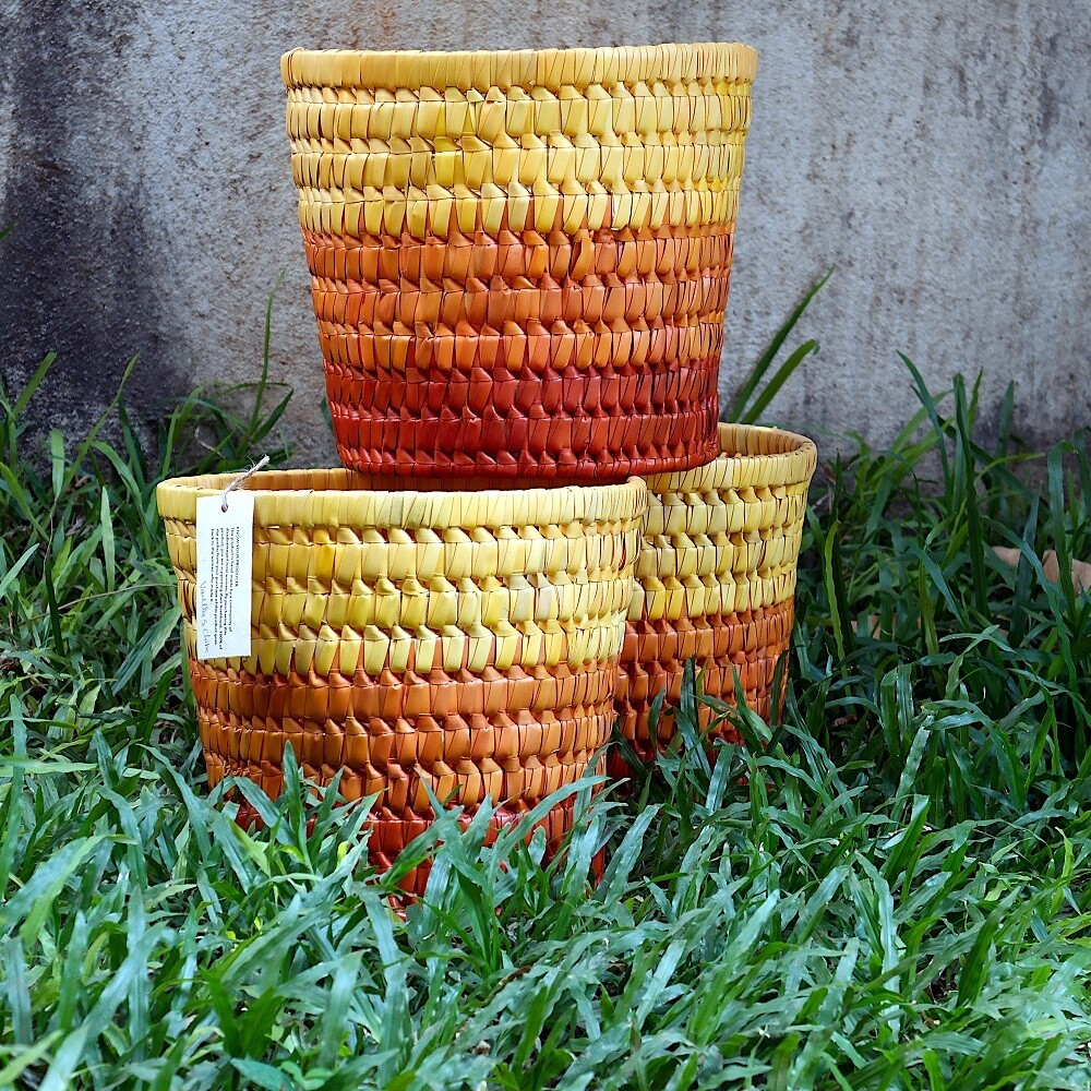 Planter Set [Set of 3]
