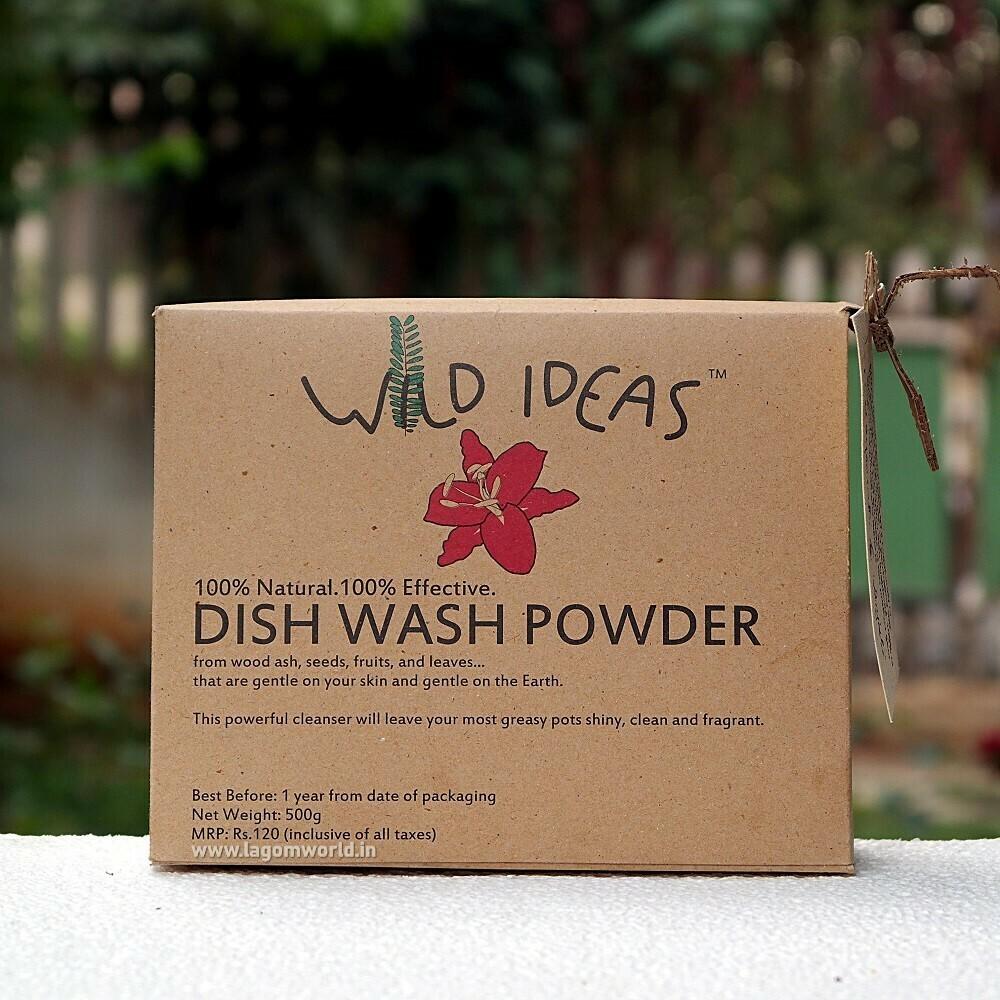 Dish Wash Powder - 500g