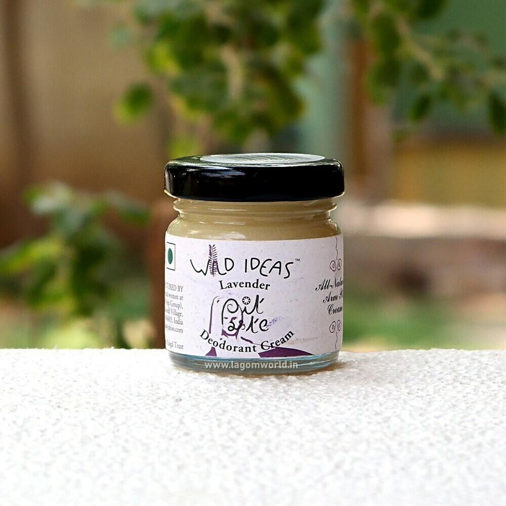 Pit Paste - Deodorant Cream [Lavender] - 41g
