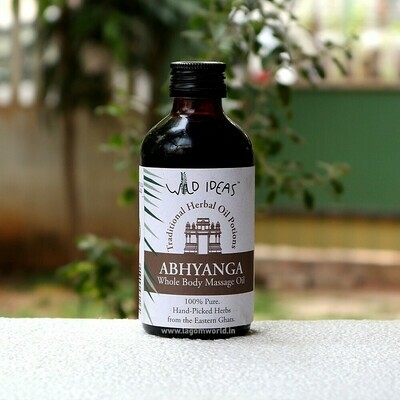 Abhyanga Massage Oil