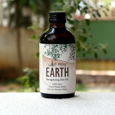 Earth - Strengthening Hair Oil