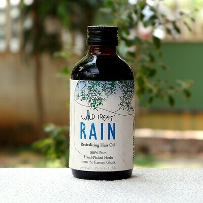 Rain - Nourishing Hair Oil