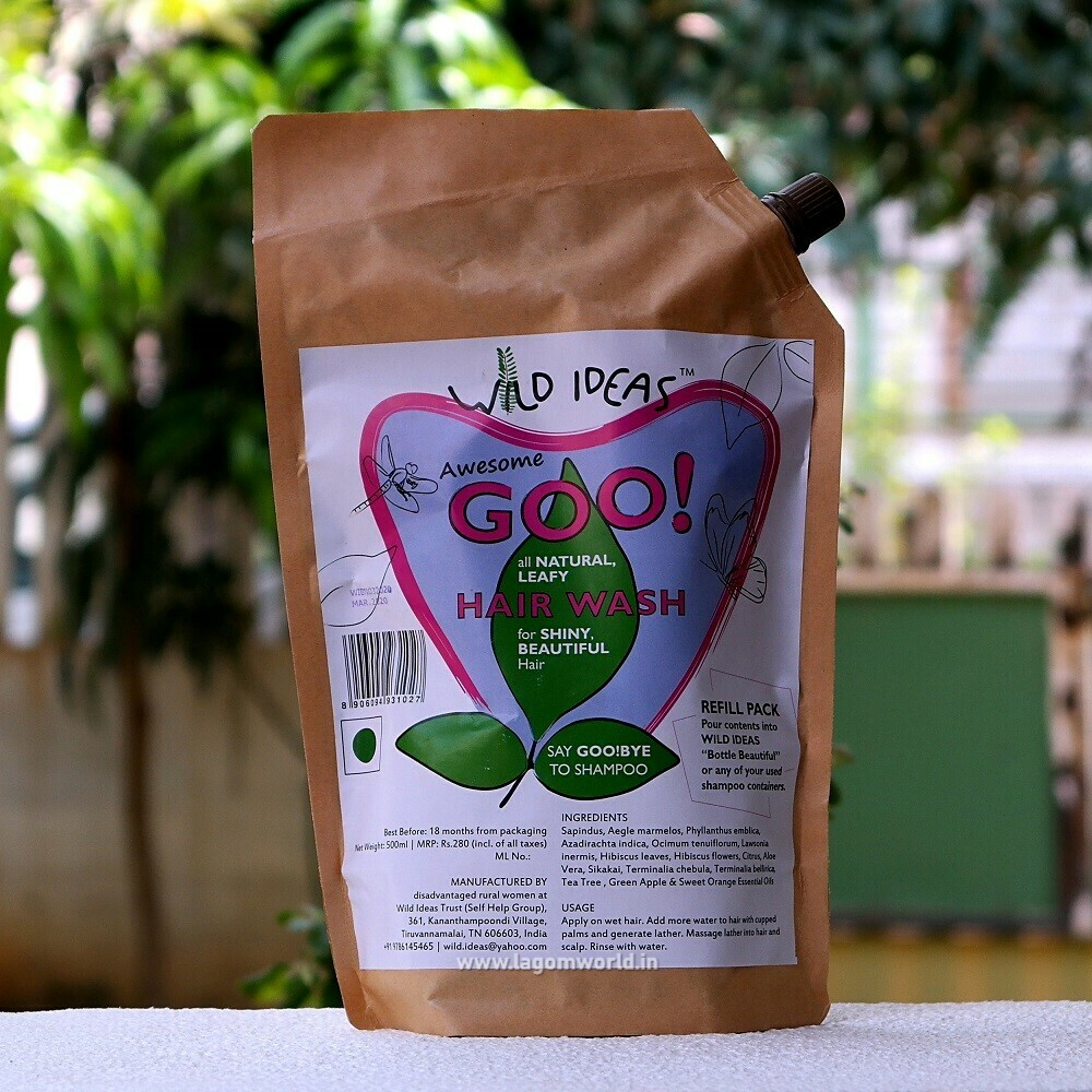 Awesome Goo [Refill Pack] - 500ml