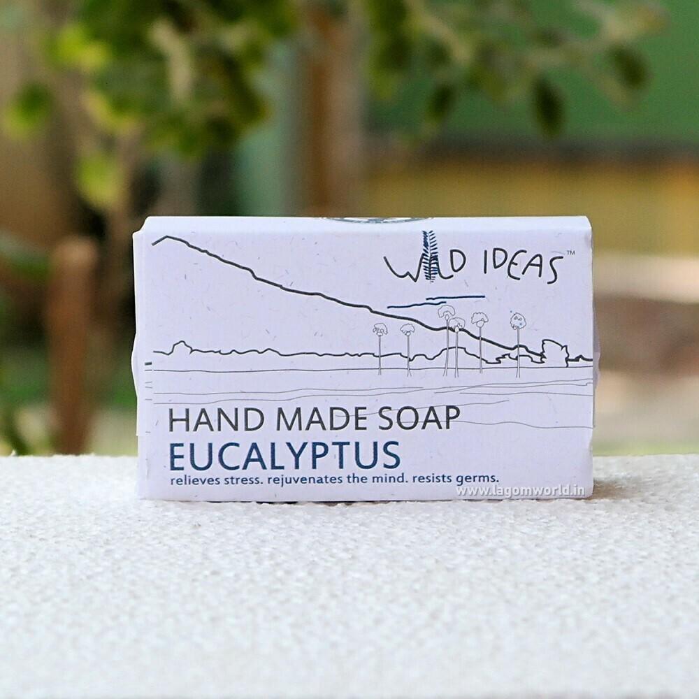 Eucalyptus Body Soap - 100g