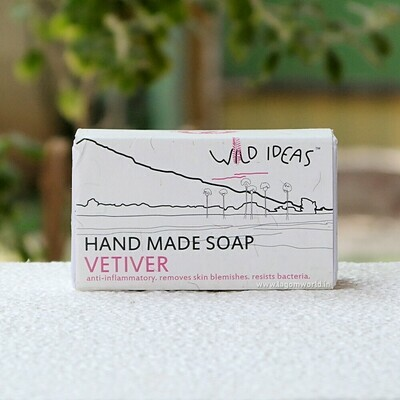 Vetiver Body Soap