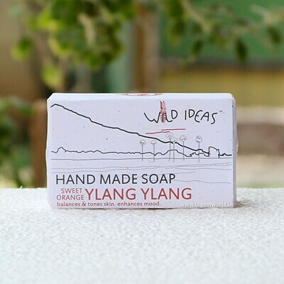 Sweet Orange/Ylang Ylang Body Soap