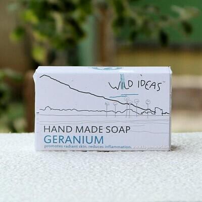 Geranium Body Soap