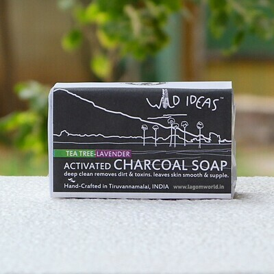 Activated Charcoal Body Soap