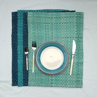 Table Mats (Set of 4) Indian Sky Hues
