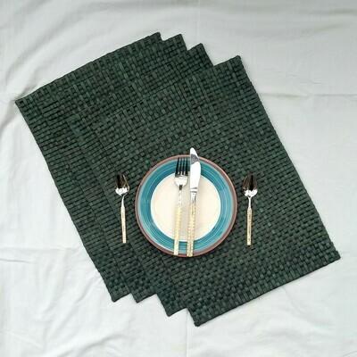 Table Mats (Set of 4) Rainforest Hues