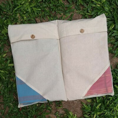 Twin Sari Bag - Set of 2
