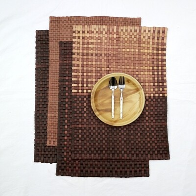 Table Mats [Earth Hues] Set of 4