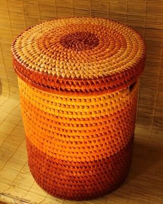 Laundry Basket [Sunset Hues]