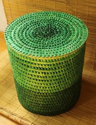 Laundry Basket [Rainforest Hues]