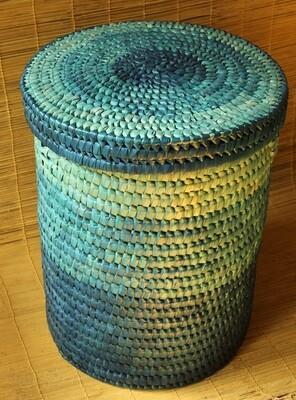 Laundry Basket [Indian Sky Hues]