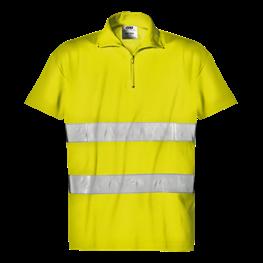"""Warnschutz - Polo """"Mistral"""" gelb"""