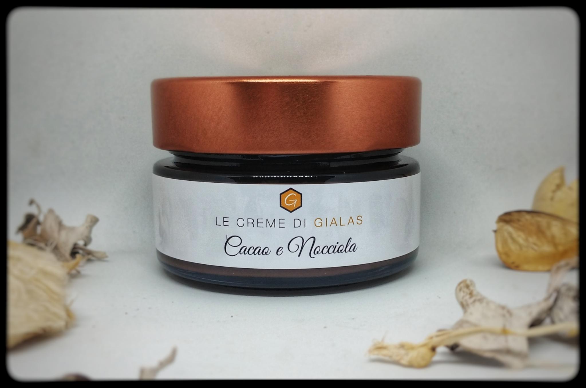 Crema Spalmabile al Cacao e Nocciola 00045