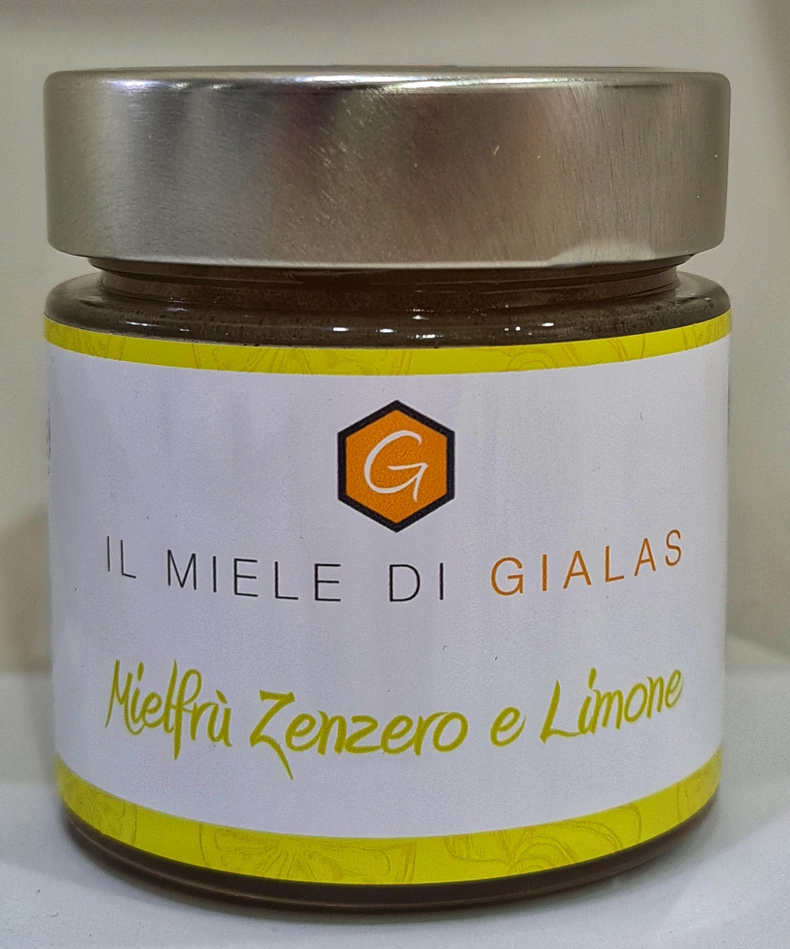 Mielfrù Zenzero & Limone 00166