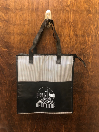 Matte Laminated Island Kooler Bag