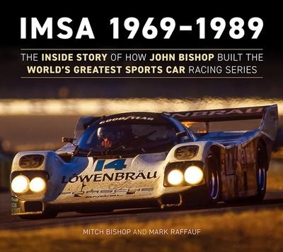 IMSA 1969 - 1989 Book