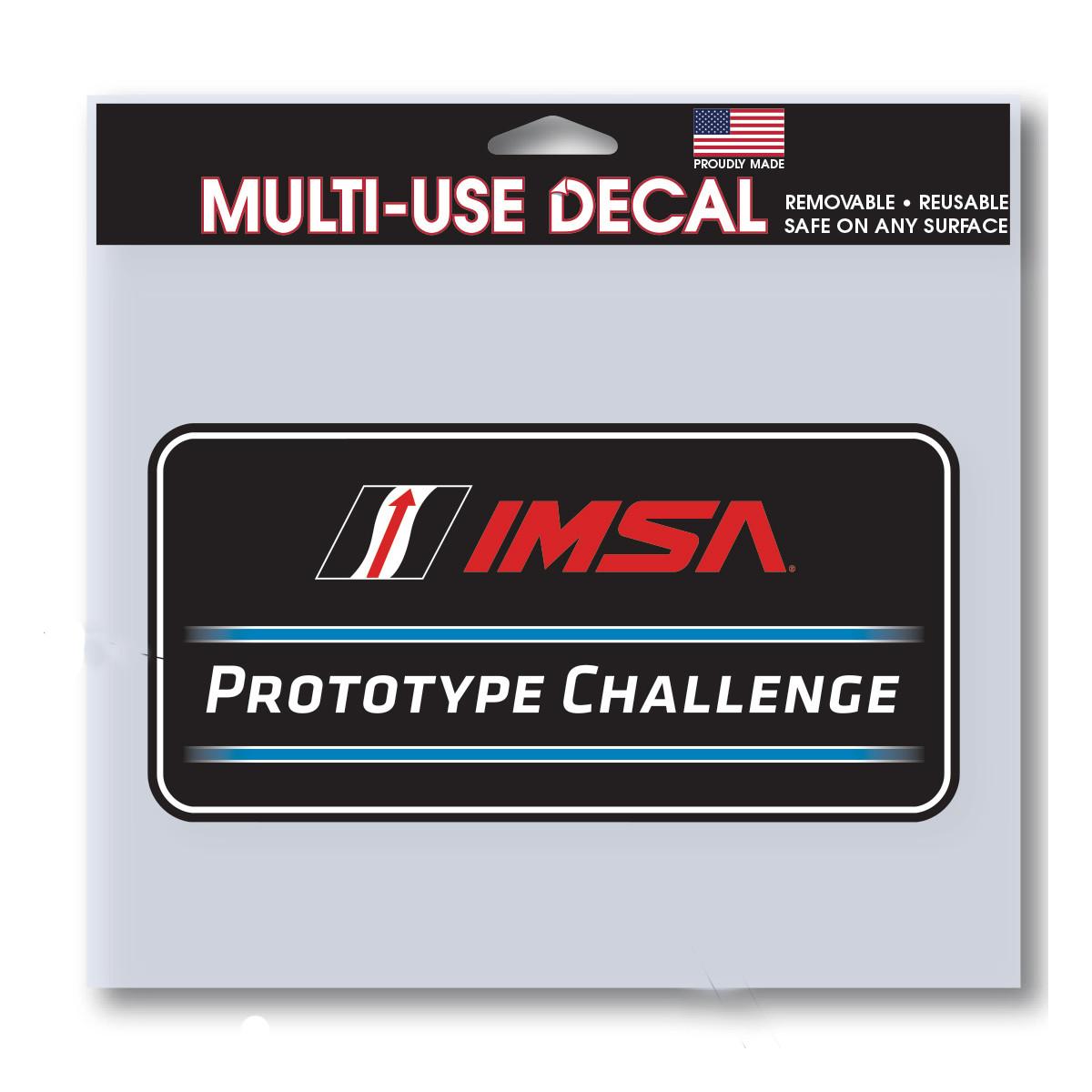 IMSA Prototype Challenge Decal