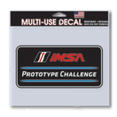 IMSA Prototype Challenge Decal