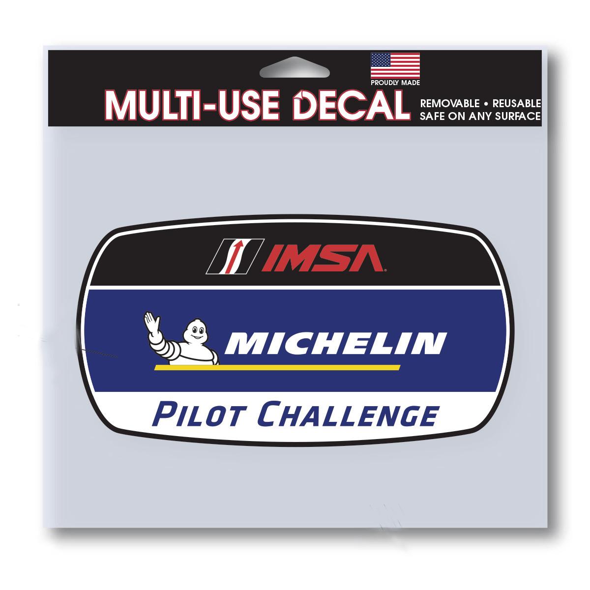 Michelin Pilot Challenge Decal