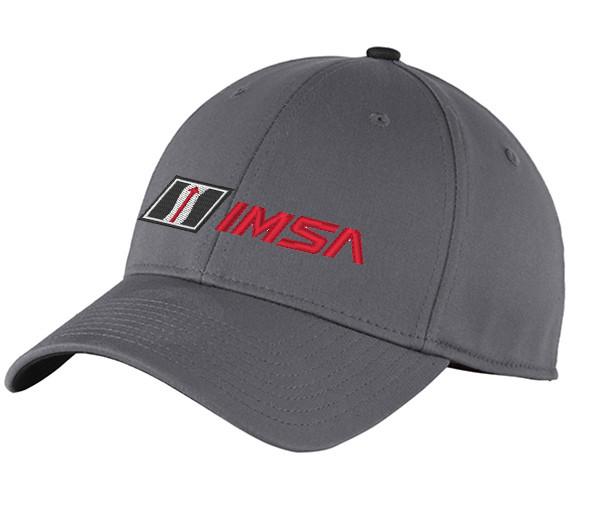IMSA Flex Fit Red Logo Hat