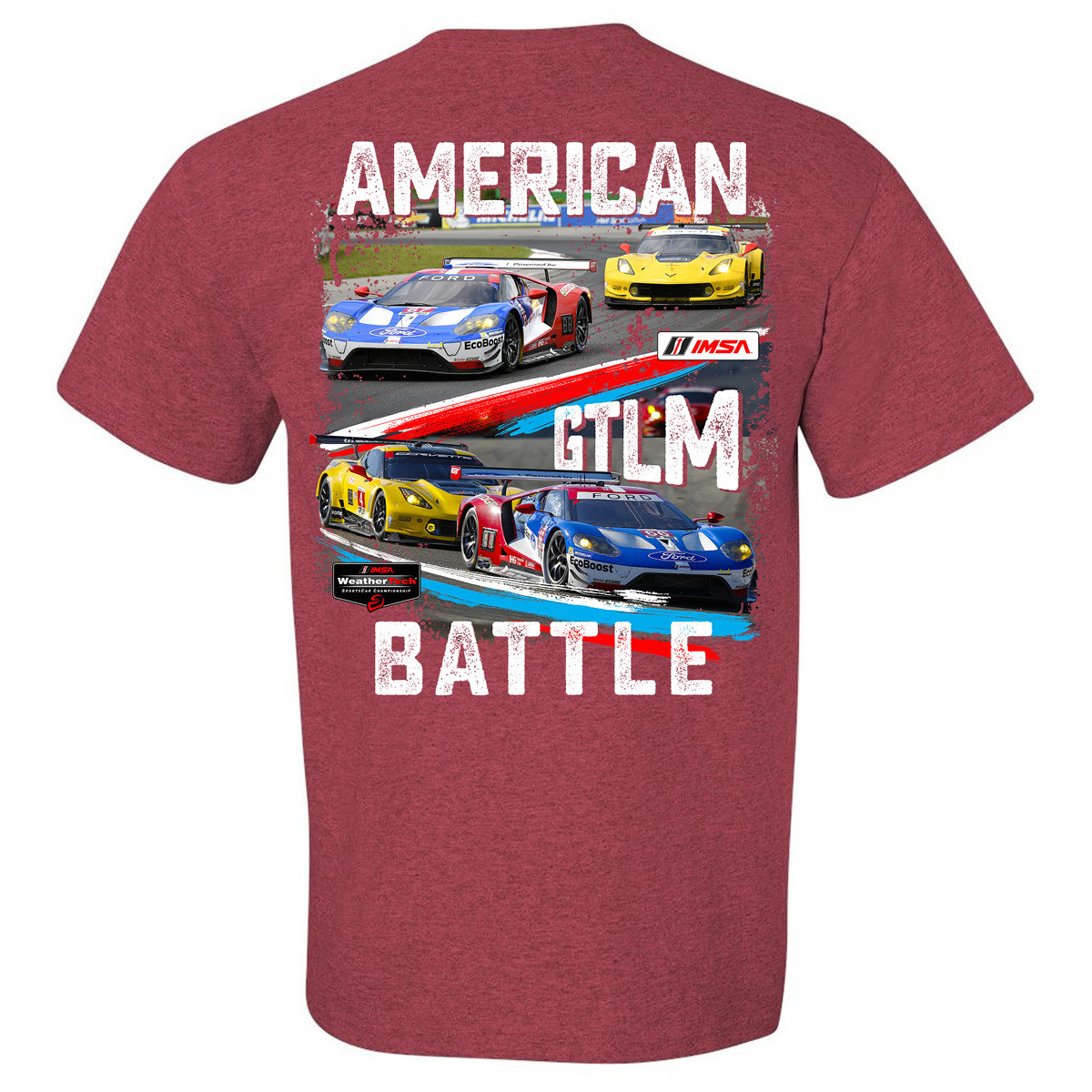 American Battle - Ford vs. Chevy