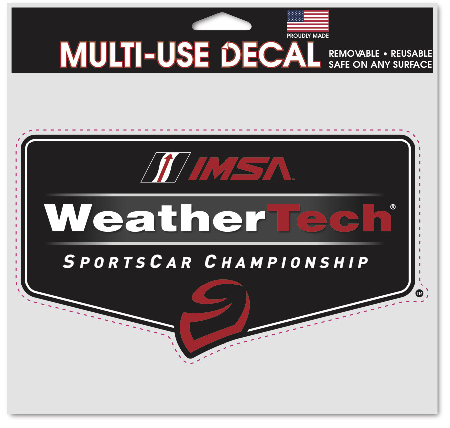 WeatherTech Series Decal