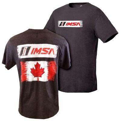 IMSA Canadian Flag