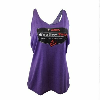 Weathertech Tank Top Purple