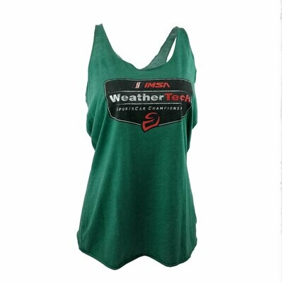 Weathertech Tank Top Teal