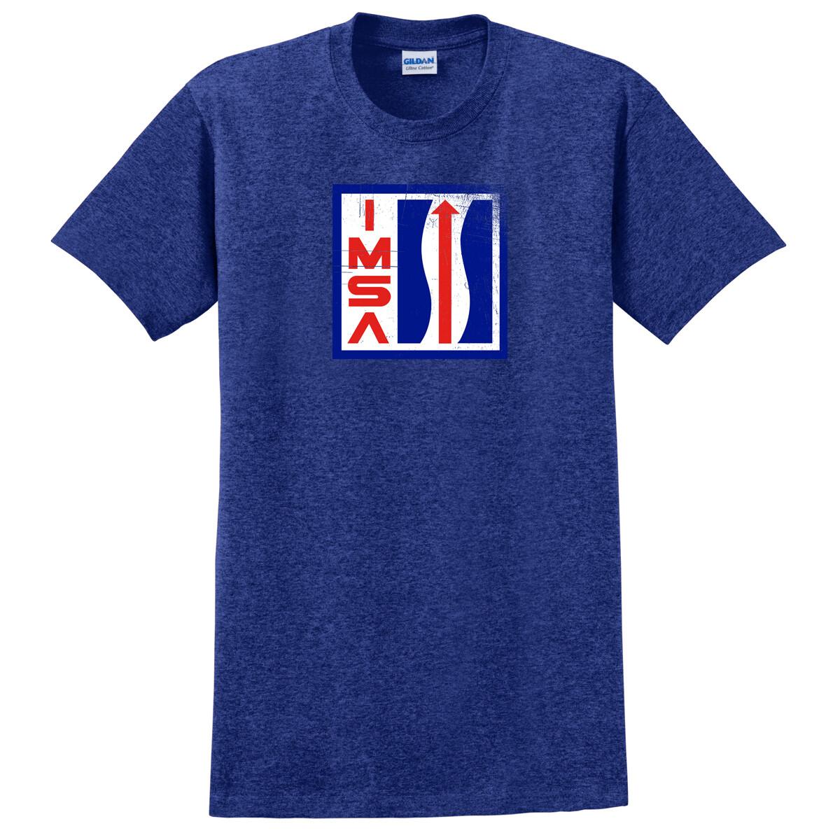 IMSA Vintage Logo T Hth Denim