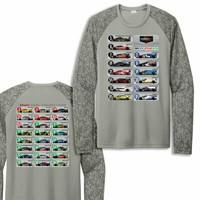 2020 Car Spotter Perf LS T Grey