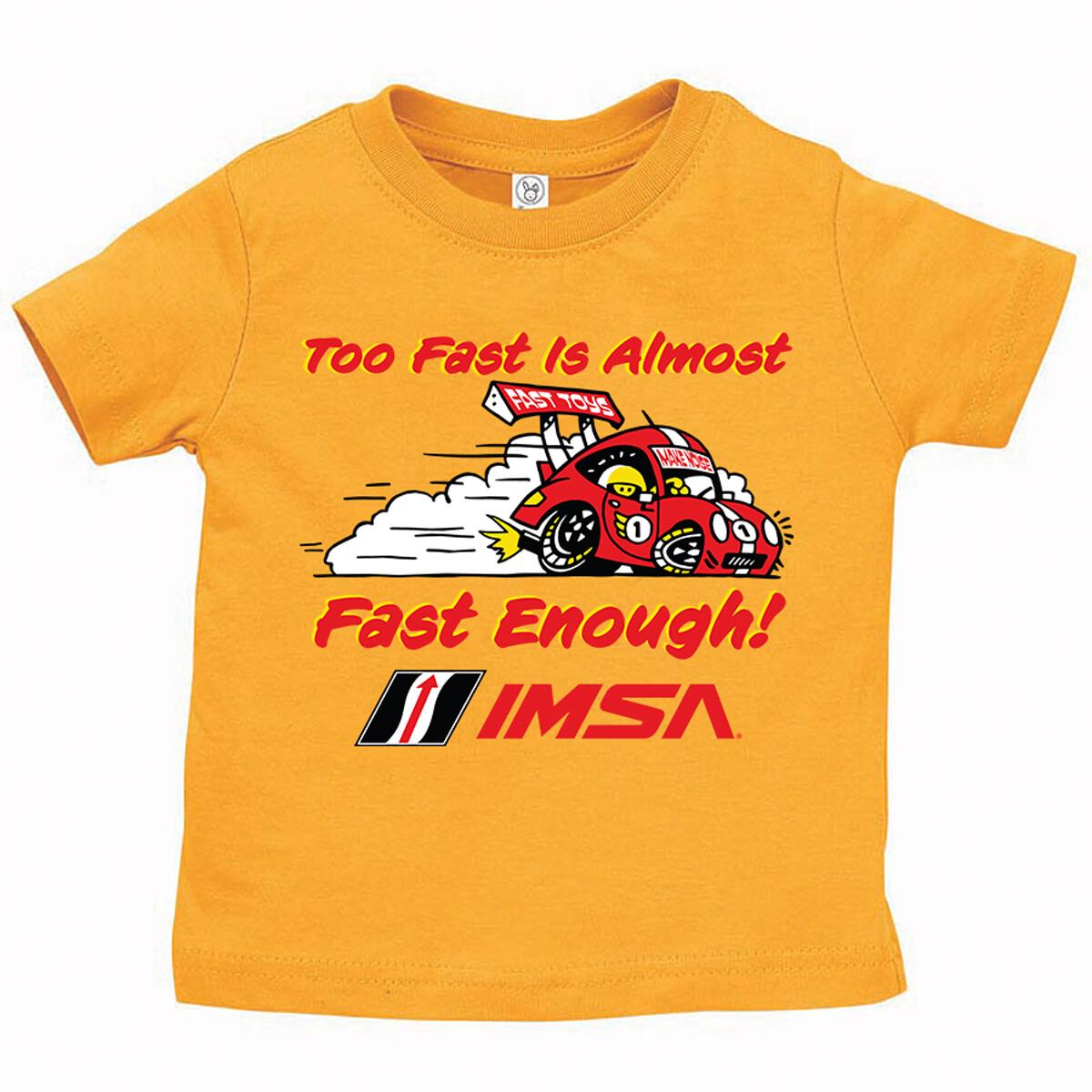 IMSA Infant Fast T-Gold