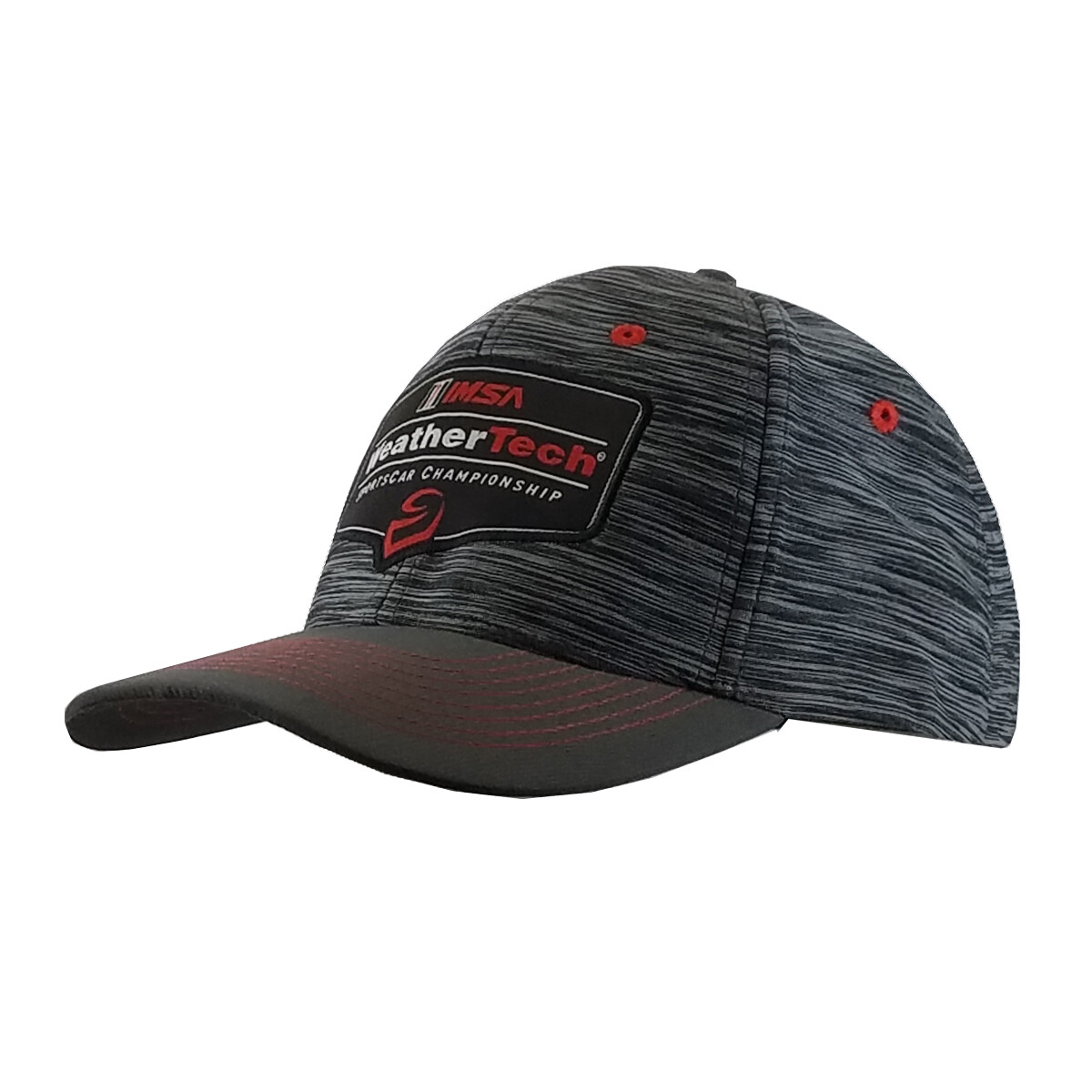 IMSA WeatherTech Game Hat - Grey/Black