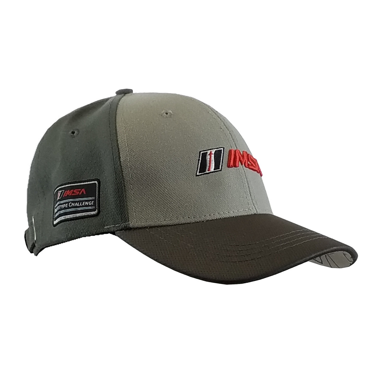 IMSA Tech Mesh Bill Hat - Greys