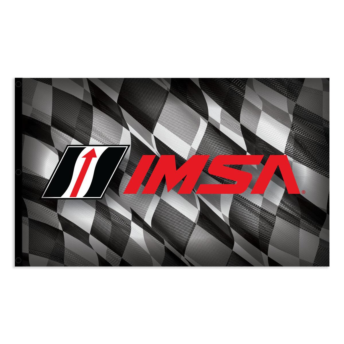 IMSA Checkered Flag 3 x5