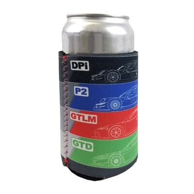 IMSA Tech Cars Koozie