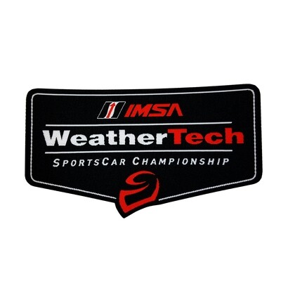 WeatherTech Woven Patch